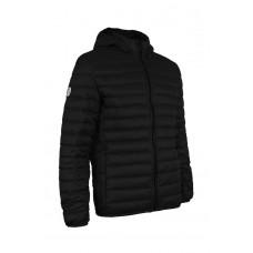 Páperová bunda Shelter Down BLACK
