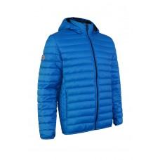 Páperová bunda Shelter Down BLUE