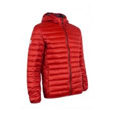Páperová bunda Shelter Down RED