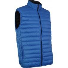 Páperová vesta Shelter Down BLUE