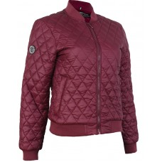 Bomber bunda Hawk CHERRY